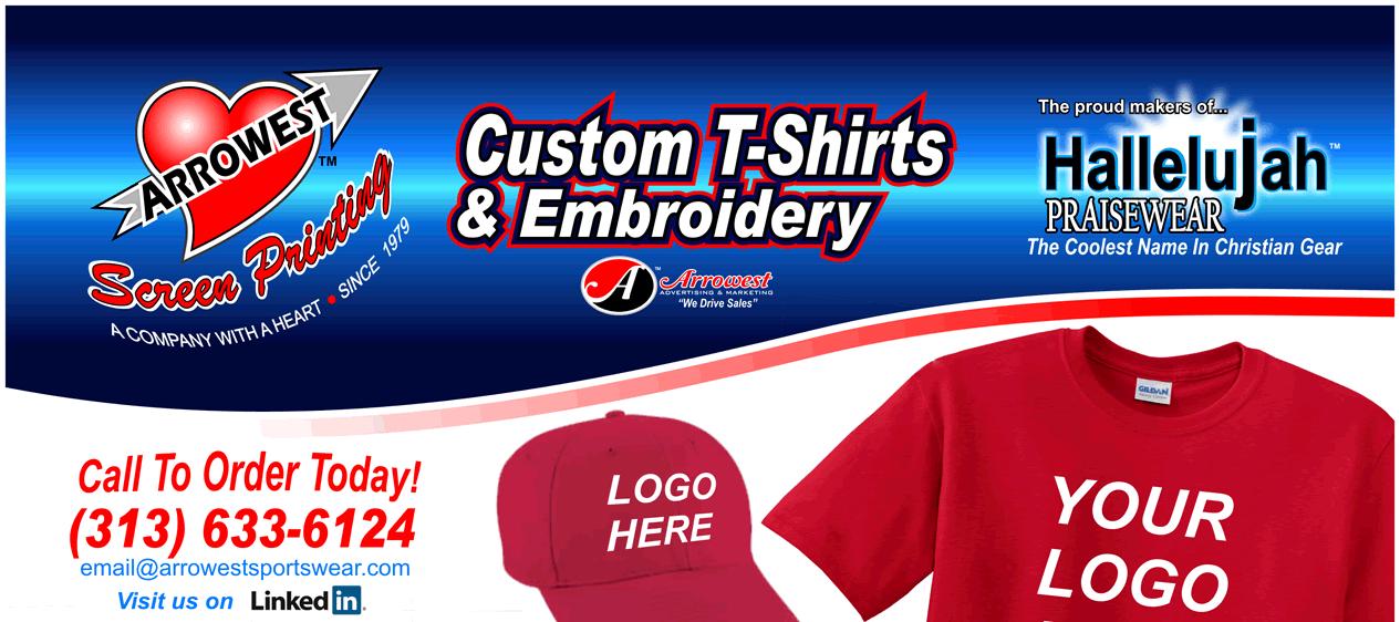 Arrowest Custom T-Shirts & More